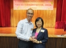 Best Practice Award in strengthening positive value_Tung Chung IS_4May2011_small